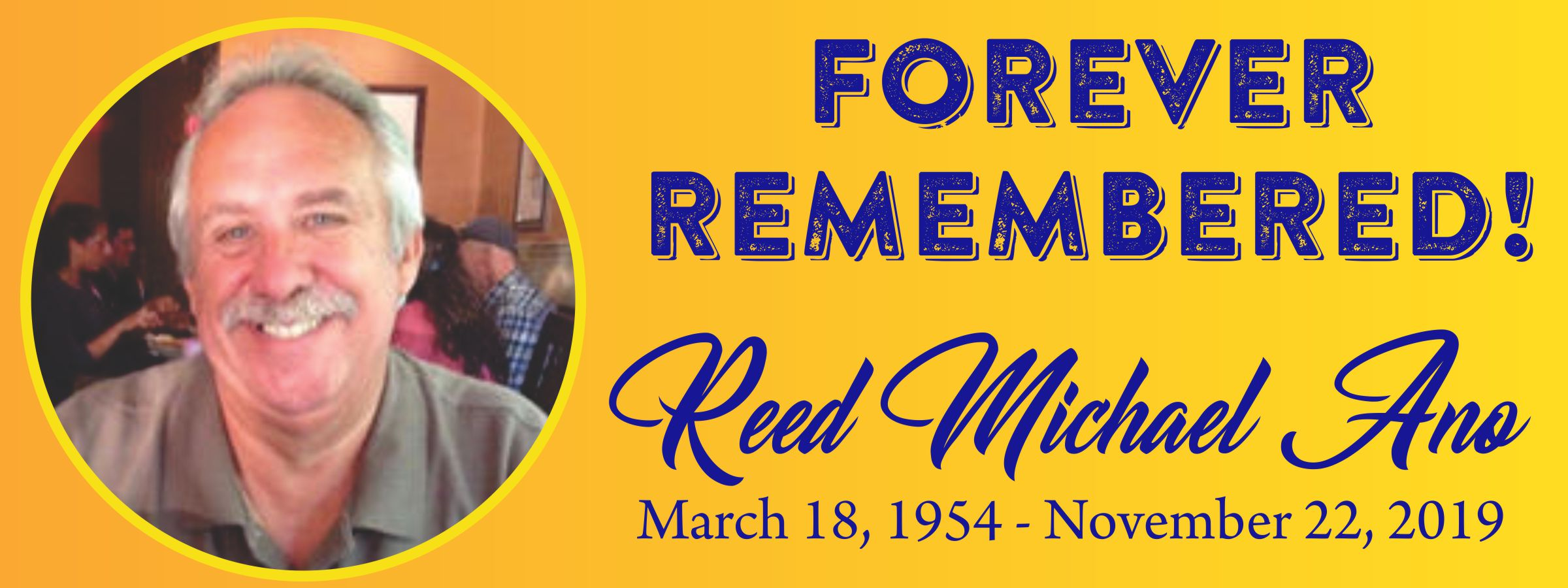 REED FOREVER REMEMBERED1