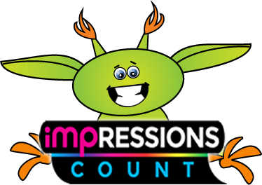 Impressions Count Logo